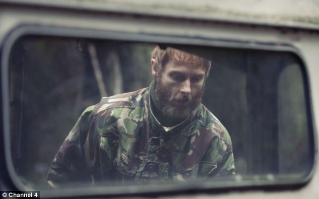 Not impressed Sean Harris playing Stephen in Channel 4s drama 634x395