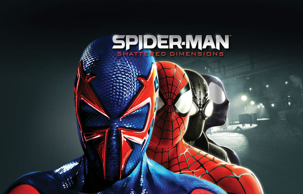 Wallpaper for Kids room Ultimate Spiderman Characters 105x160cm 2 1000x639