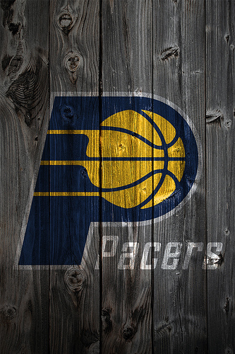 Indiana Pacers Wood iPhone 4 Background Flickr   Photo Sharing 333x500