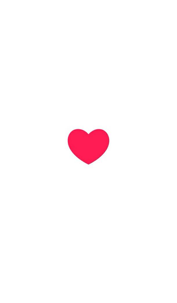 iphone love wallpaper we heart it   image 2186852 by patrisha on 610x1042