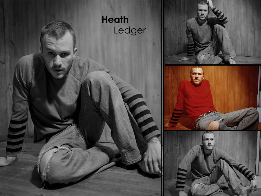 Heath Ledger Wallpaper   Heath Ledger Wallpaper 118774 1024x768