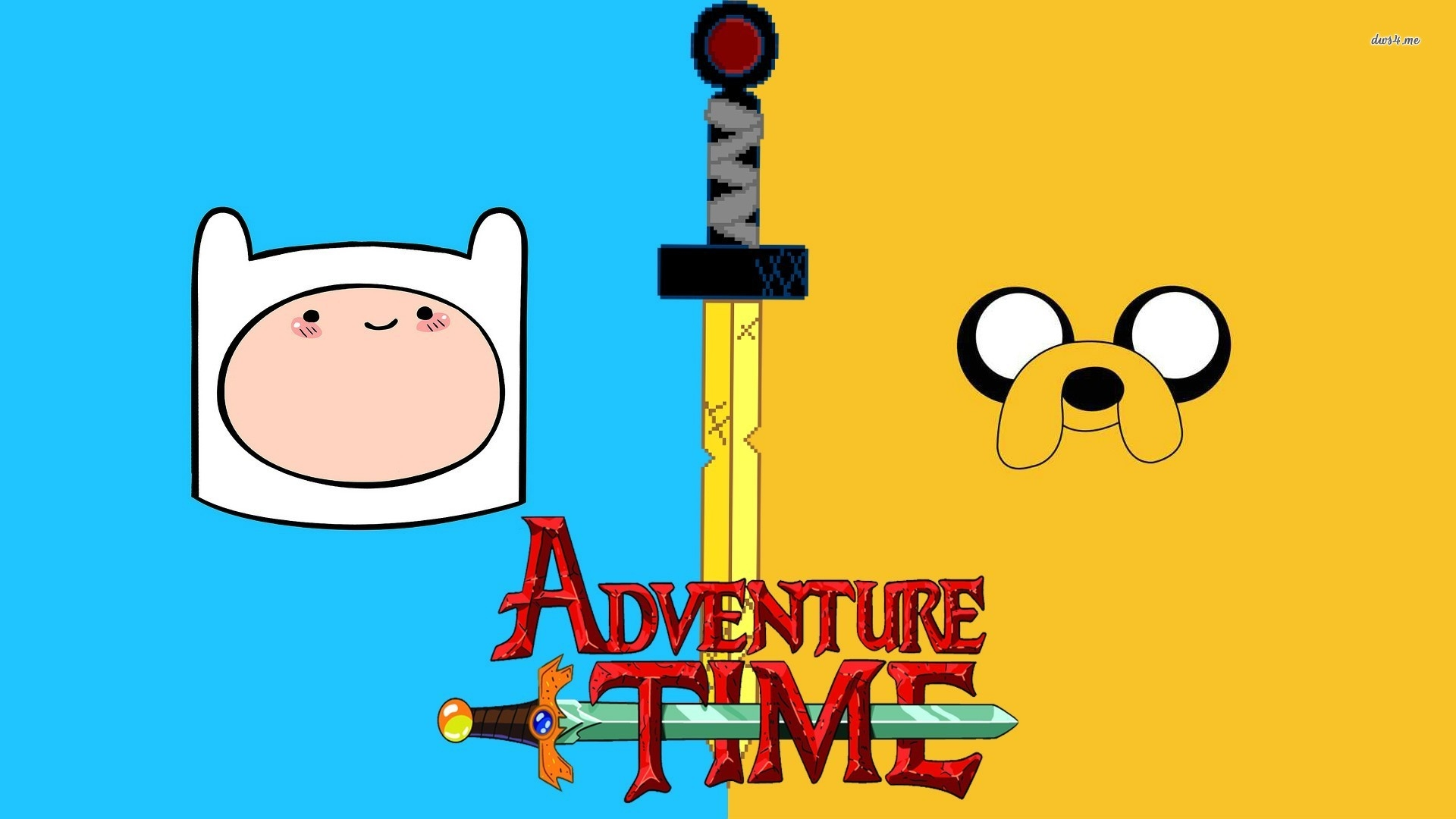 Pics Photos   Adventure Time Finn And Jake Wallpaper 1920x1080