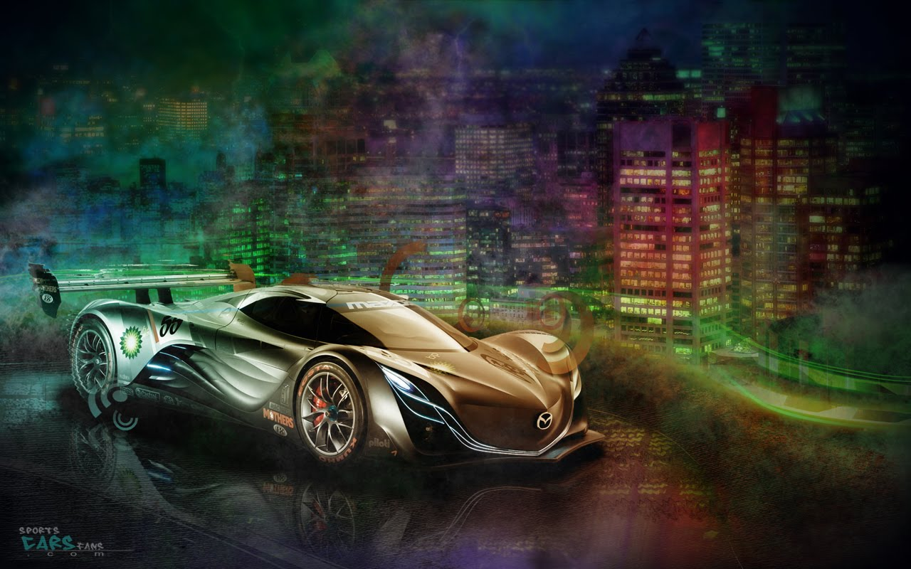 MAZDA Awesome Cars Wallpaper Cool Car Wallpapers for Desktop 1280x800