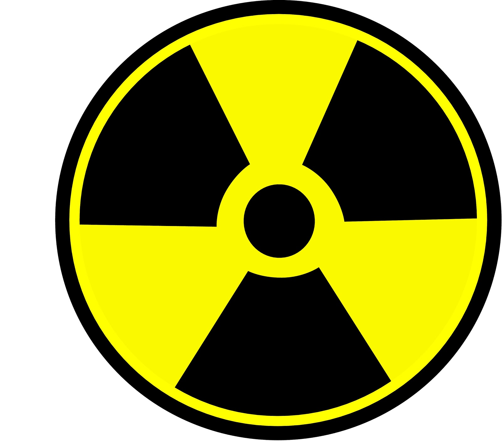Radiation Hazard Symbol HD Wallpaper Desktop Wallpapers 1600x1405