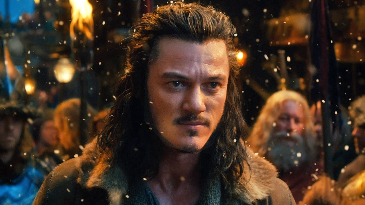 Luke Evans Wallpapers HD Full HD Pictures 1280x720