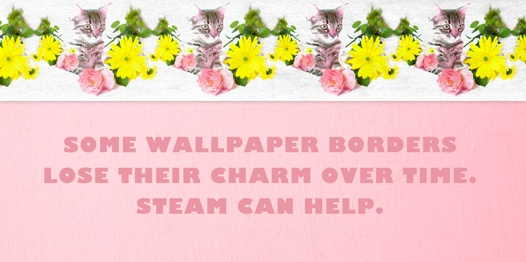 Remove wallpaper on your own Do It Yourself Its Easy Pinterest 526x262