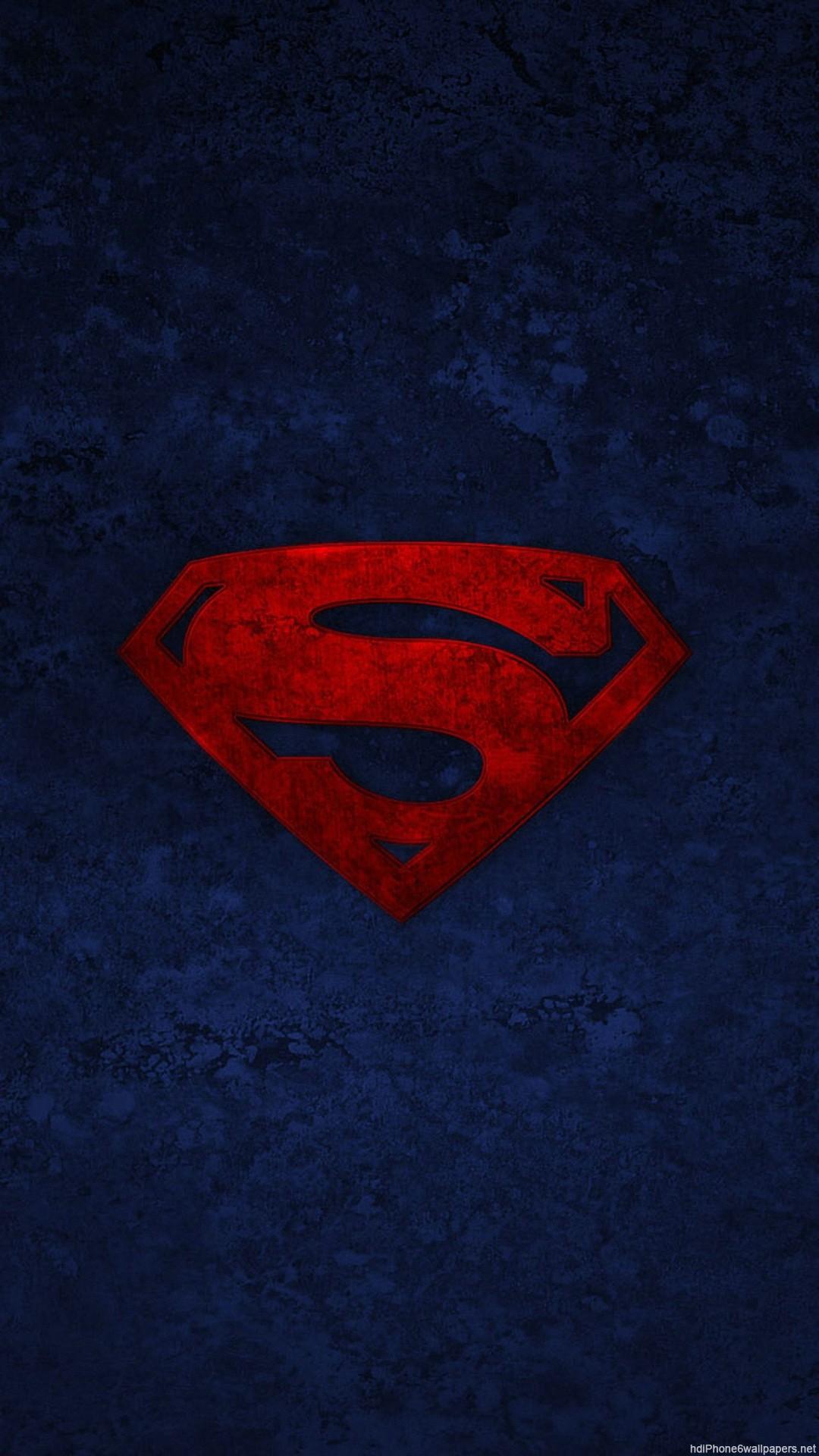 Superman Logo iPhone Wallpaper HD 65 images 1080x1920