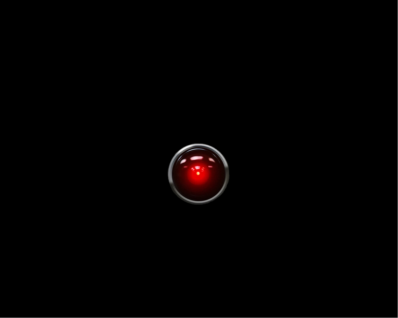 43 Hal 9000 Iphone Wallpaper On Wallpapersafari
