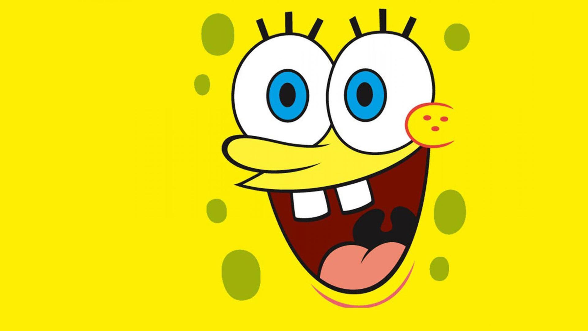 spongebob hd wallpaper wallpapersafari