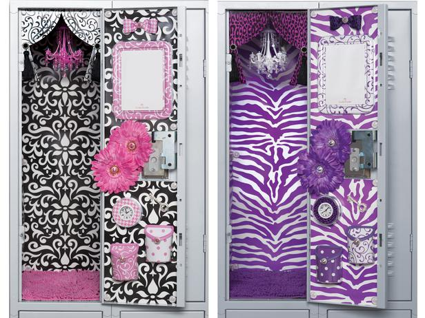 Trendy Decorating Ideas for Teen Lockers HGTV Design Blog Design 616x462