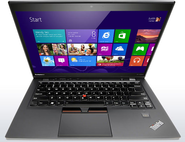 Lenovo ThinkPad X1 Carbon Touch Photos Gallery Mobile88 616x475