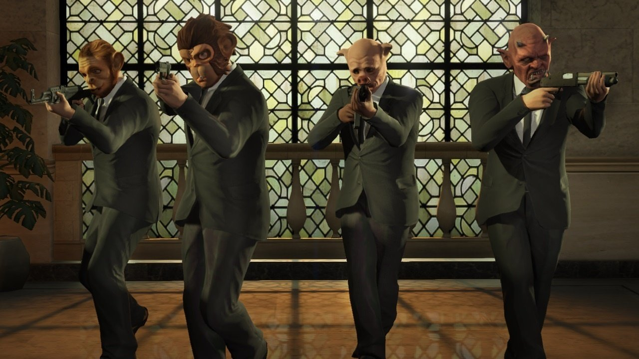 GTA V Online Screenshots And Gameplay Trailer Revealed GamesHD 1280x720
