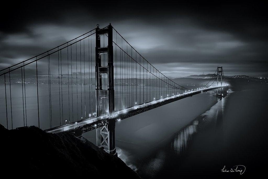 Great shot of the Golden Gate Bridge by Talha 1024x683