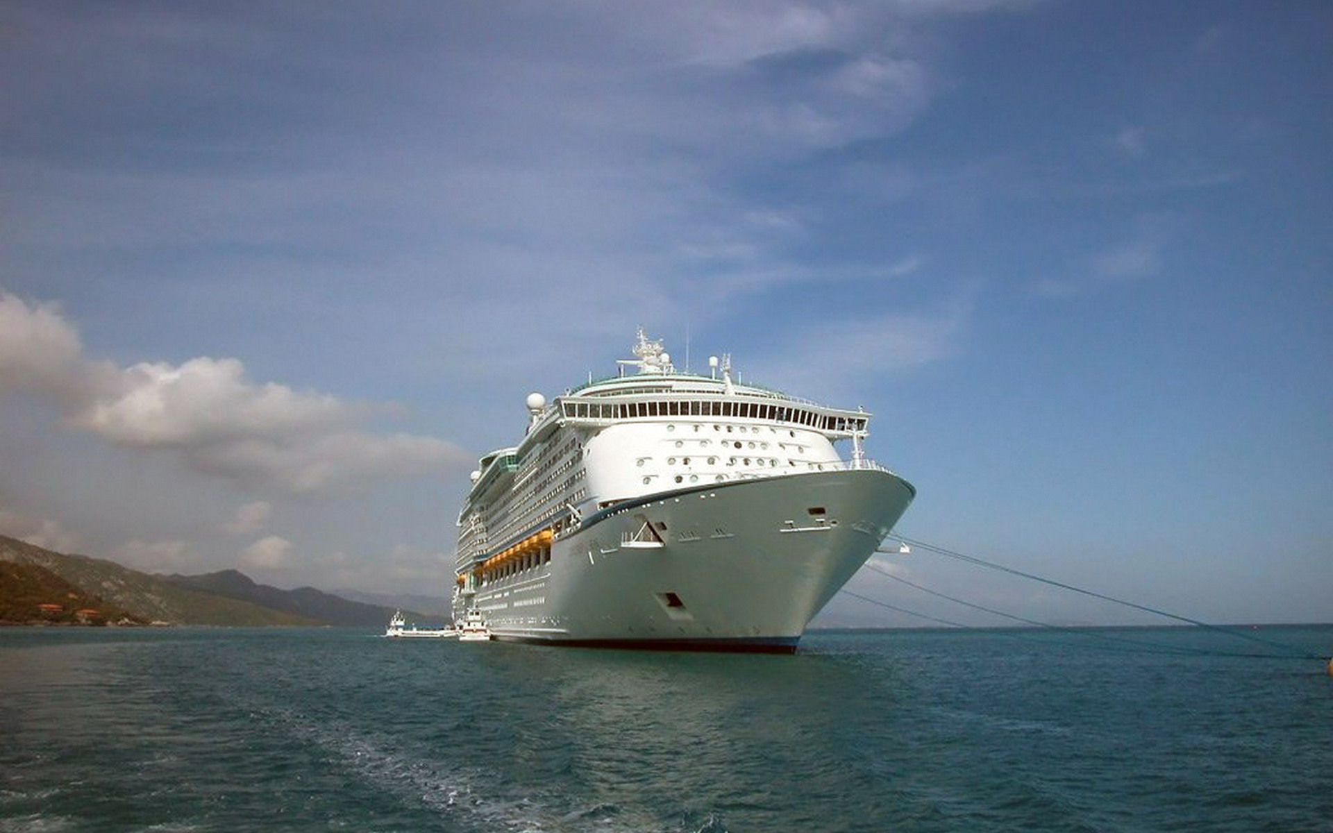 Cruise Ship Computer Wallpapers Desktop Backgrounds 1920x1200 ID 1920x1200