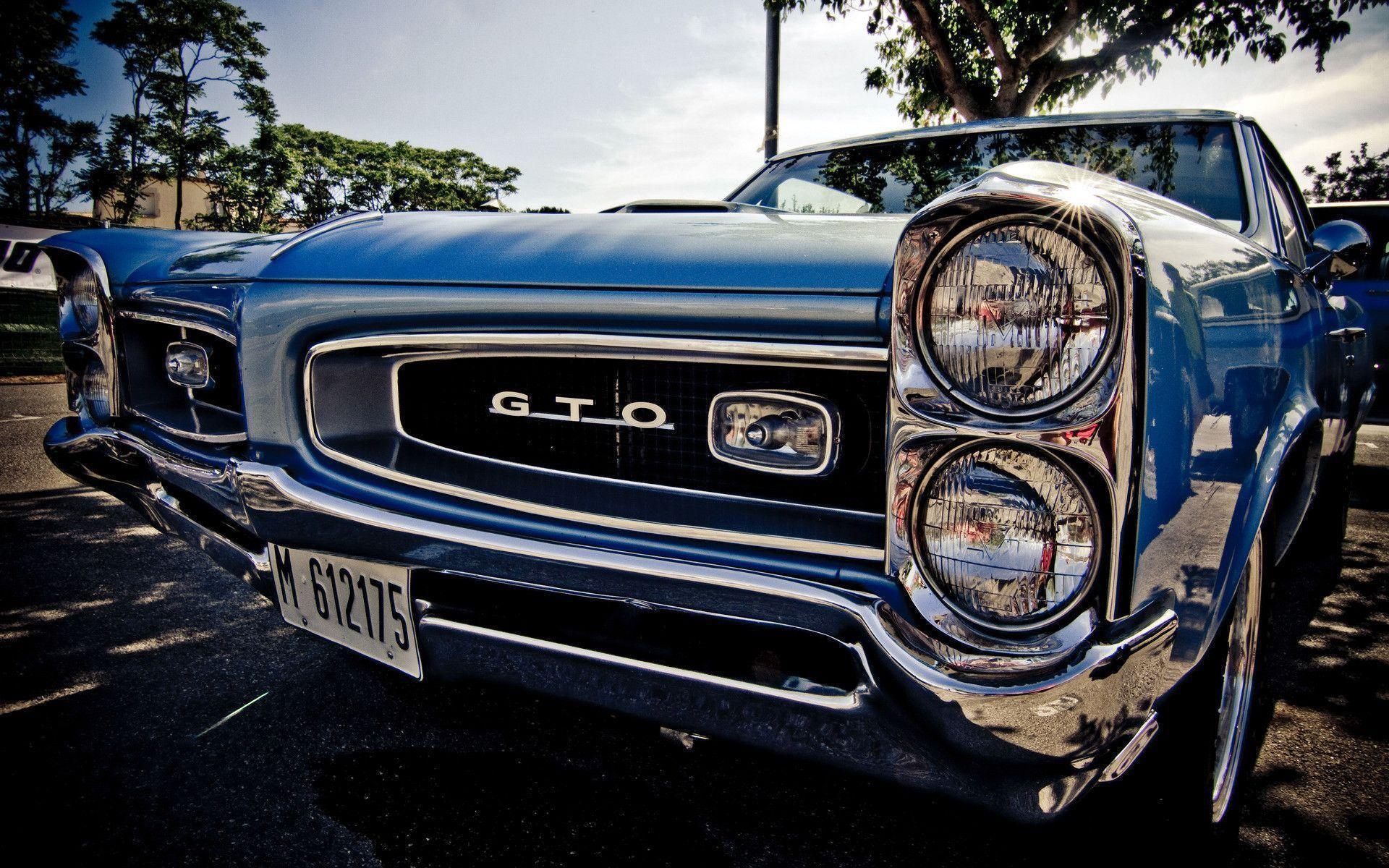 Pontiac GTO Wallpapers 1920x1200