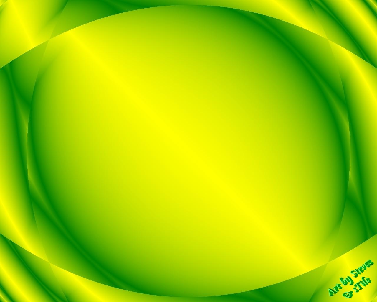 Yellow And Green Wallpapers: The Gaming Lemon Wallpaper
