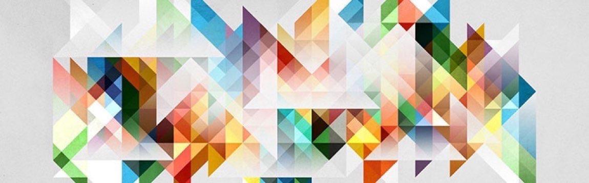 20 HD Geometric Wallpapers 1150x359
