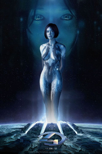 Cortana The best damn depiction of feminism in a 333x500