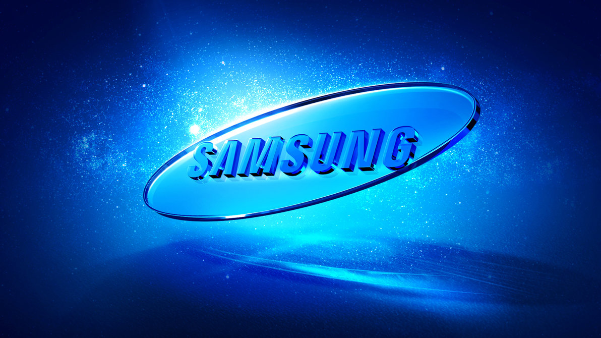 Samsung Logo Wallpaper 1192x670