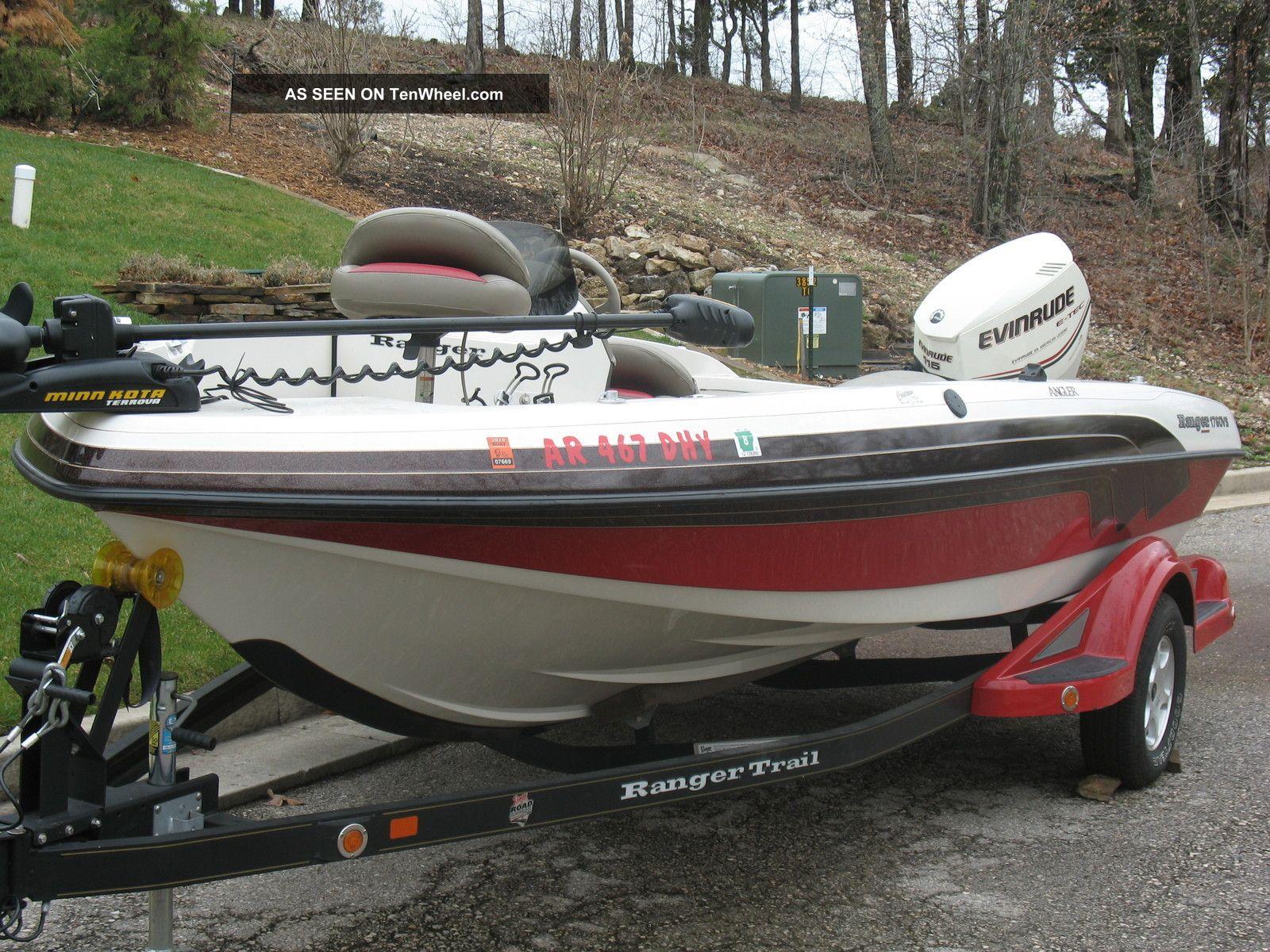 Wallpaper Ranger Bass Fishing Boats 1600x1200