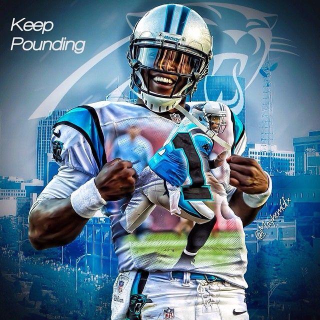 Cam Newton Carolina Panthers Pinterest 640x640