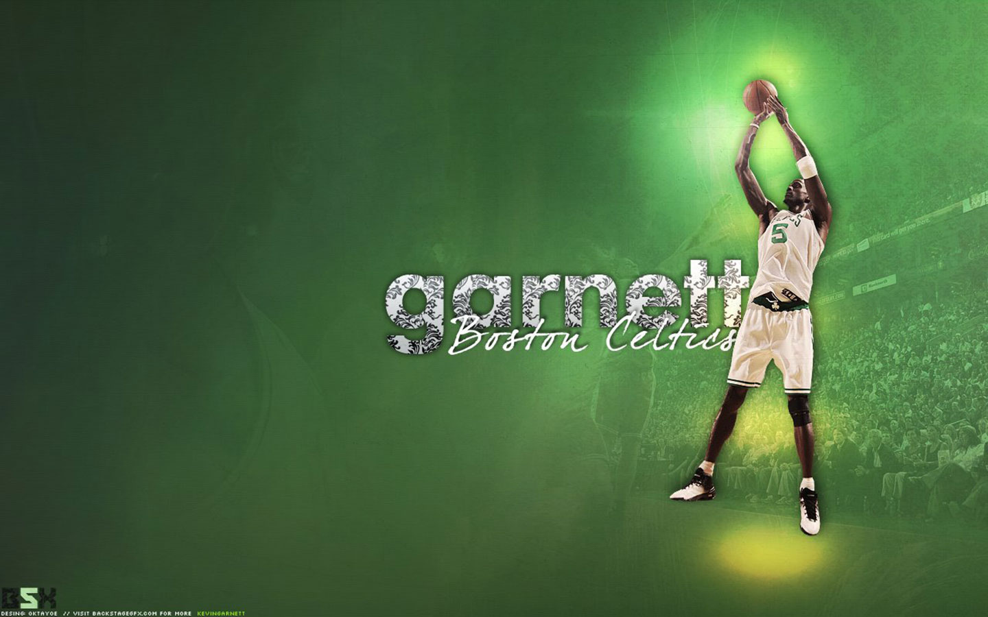 Kevin Garnett 1440900 Celtics Wallpaper Basketball 1440x900