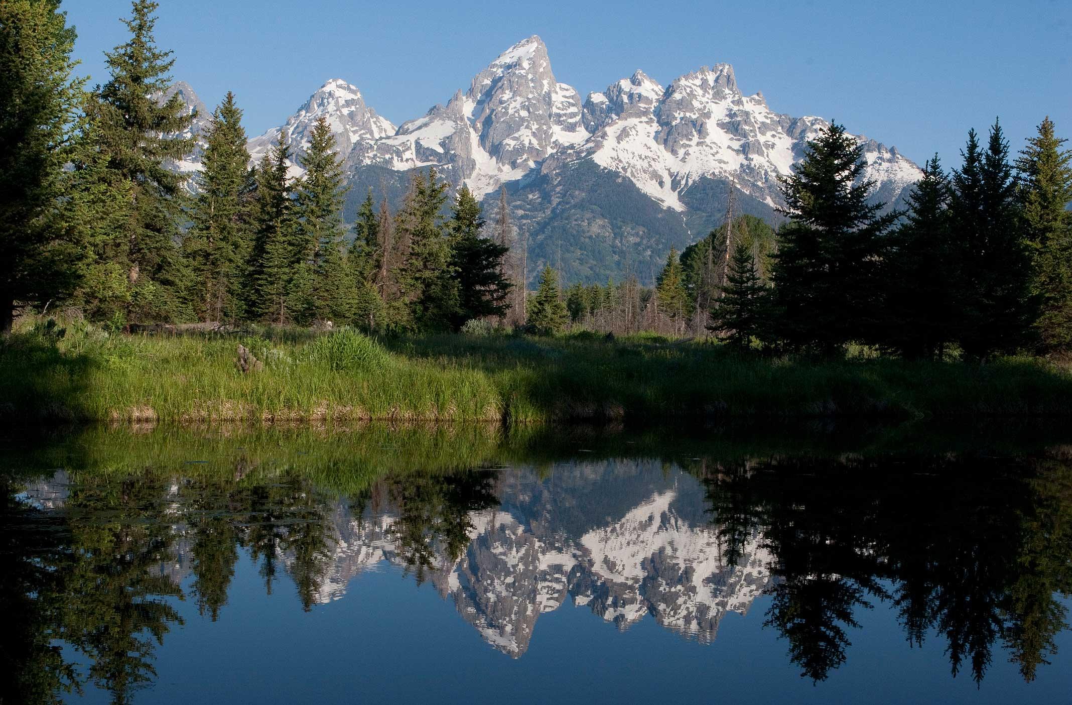 Jackson Hole Wyoming [ Beautiful Jackson Hole Wyoming HD Wallpaper 2136x1404