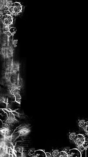 Gothic Background Frame 300x533
