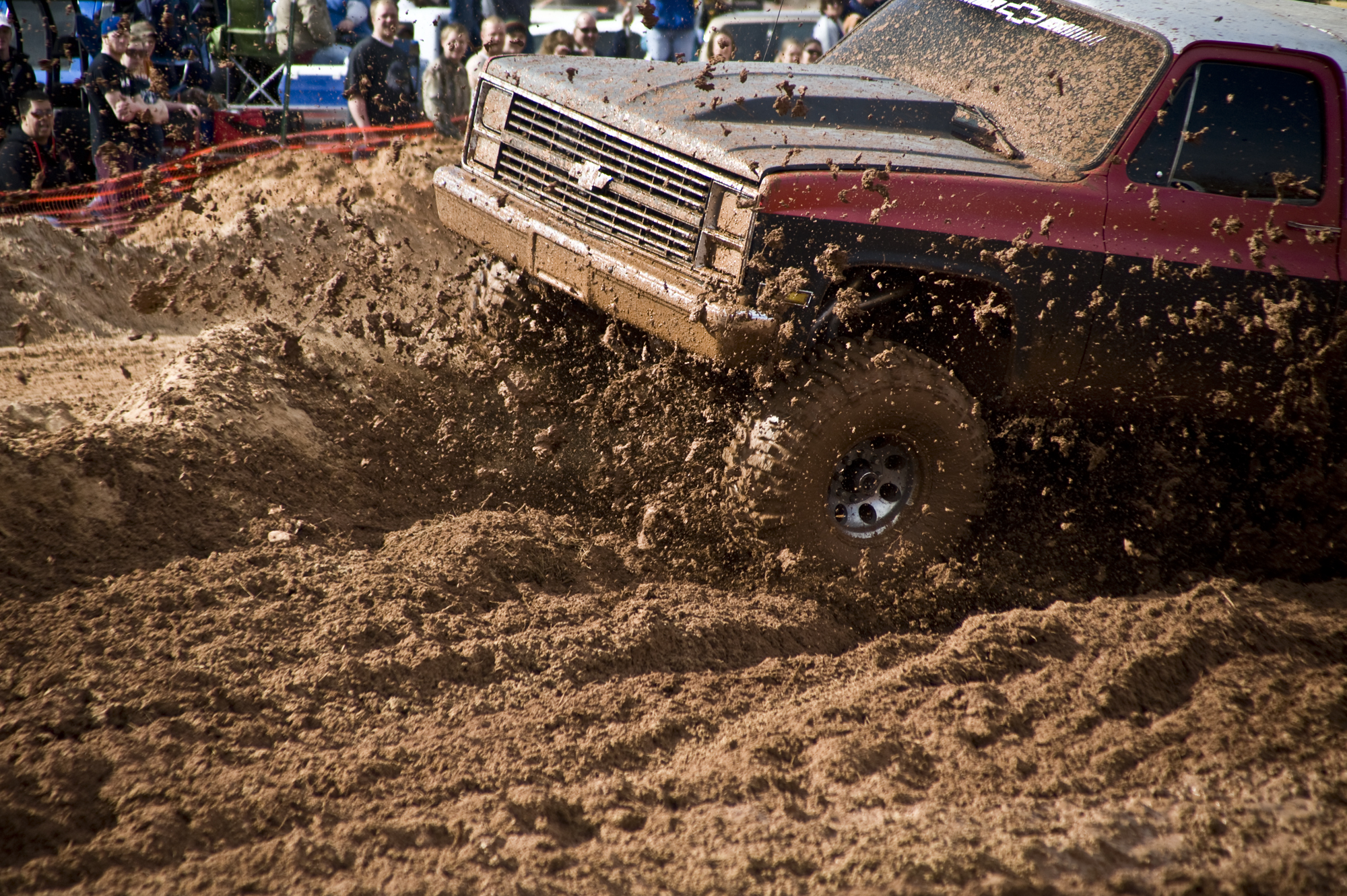 Mud Trucks Wallpaper - WallpaperSafari
