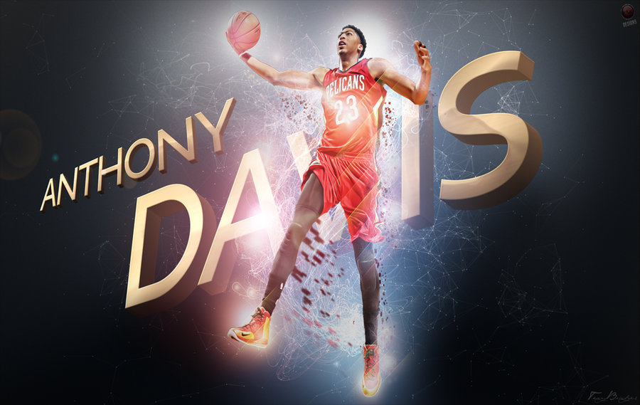 Download Anthony DavisWallpaper by NO LooK PaSS [900x569] 95 900x569