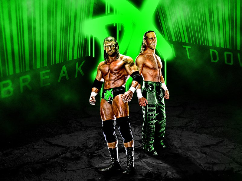 All World Sports Triple H DX Wallpapers 800x600