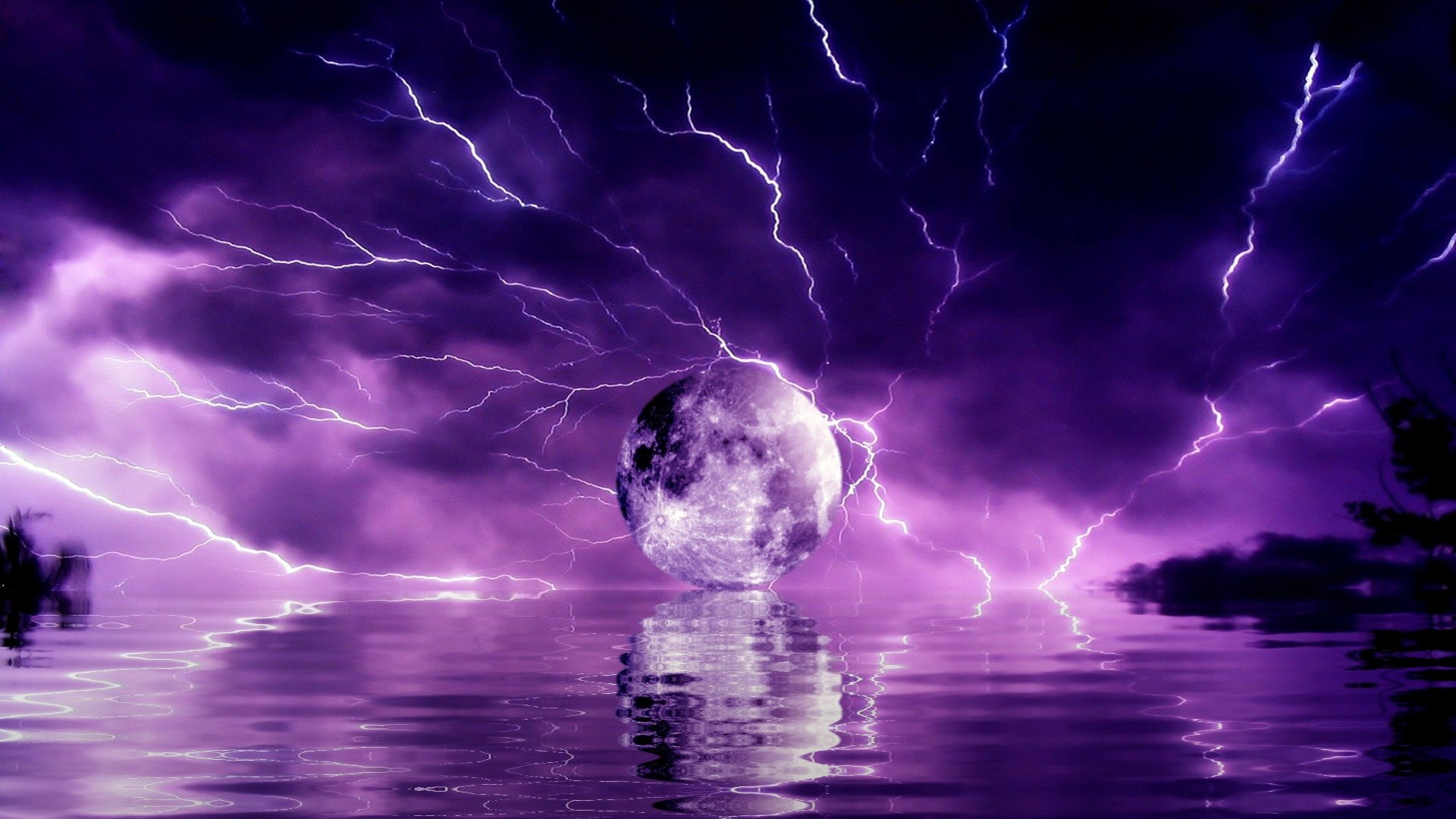 Hd Thunderstorm Wallpapers: Thunderstorm Screensavers Wallpapers