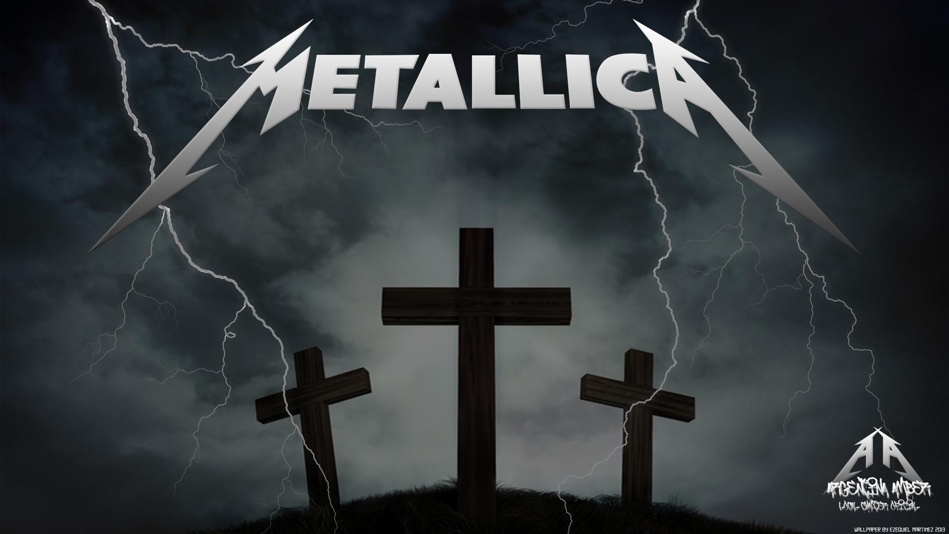 Metallica Wallpapers HD - WallpaperSafari