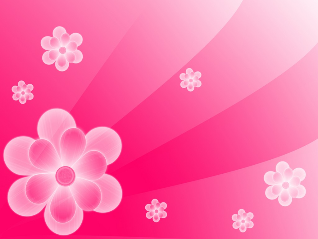 73 Pink Flower Backgrounds On Wallpapersafari