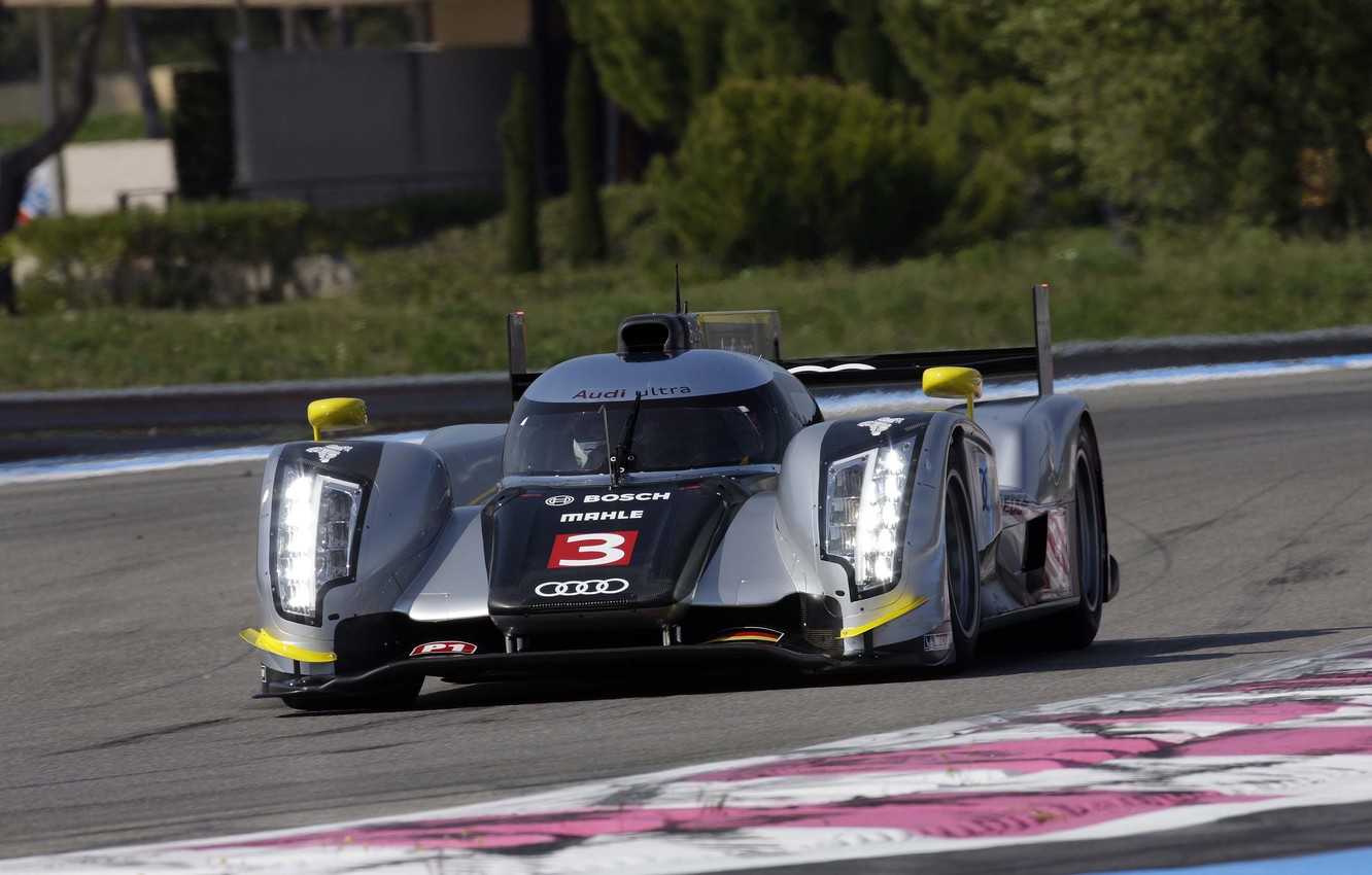 Wallpaper audi The mans R18 TDI The le Mans prototype images 1332x850