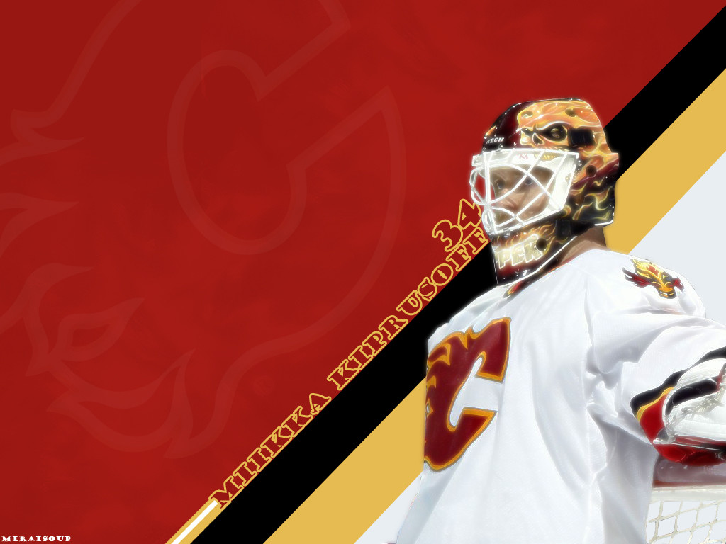 Wallpaper Calgary Flames Wallpapers   HFBoards 1024x768