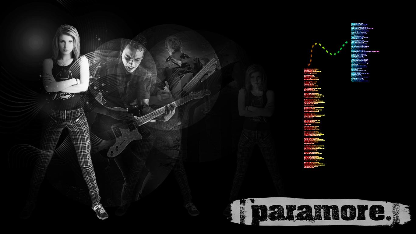Paramore Paramore Wallpaper