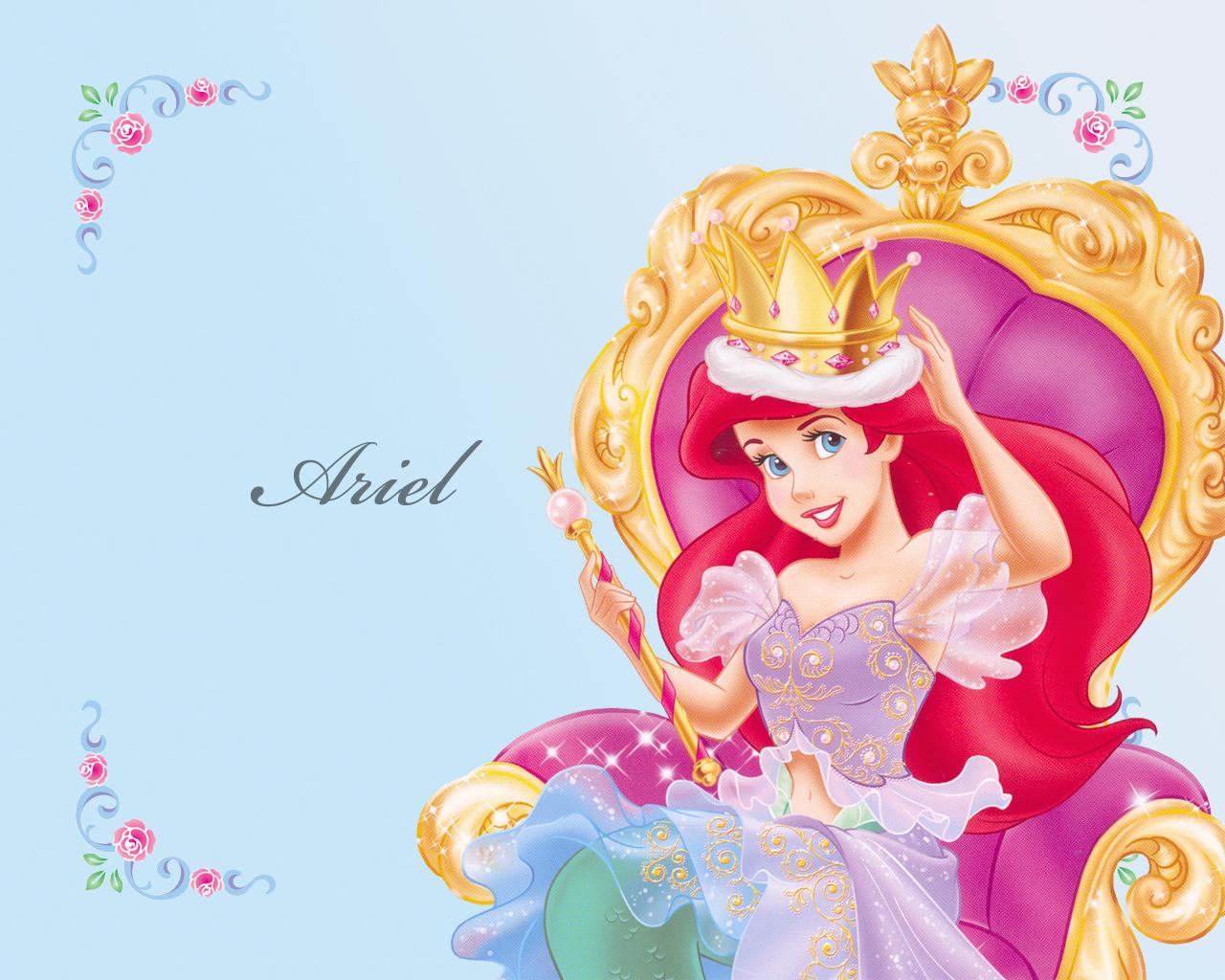 Disney Princess Wallpaper HD - WallpaperSafari
