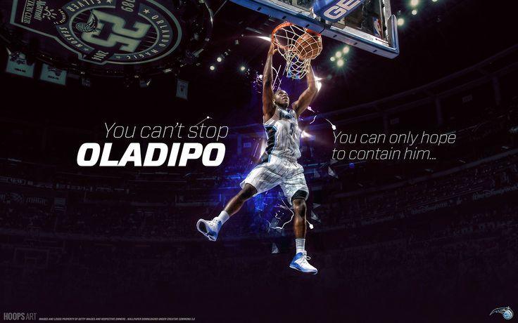 Orlando Magic Victor Oladipo   NBA wallpaper from HoopsArtcom 736x460