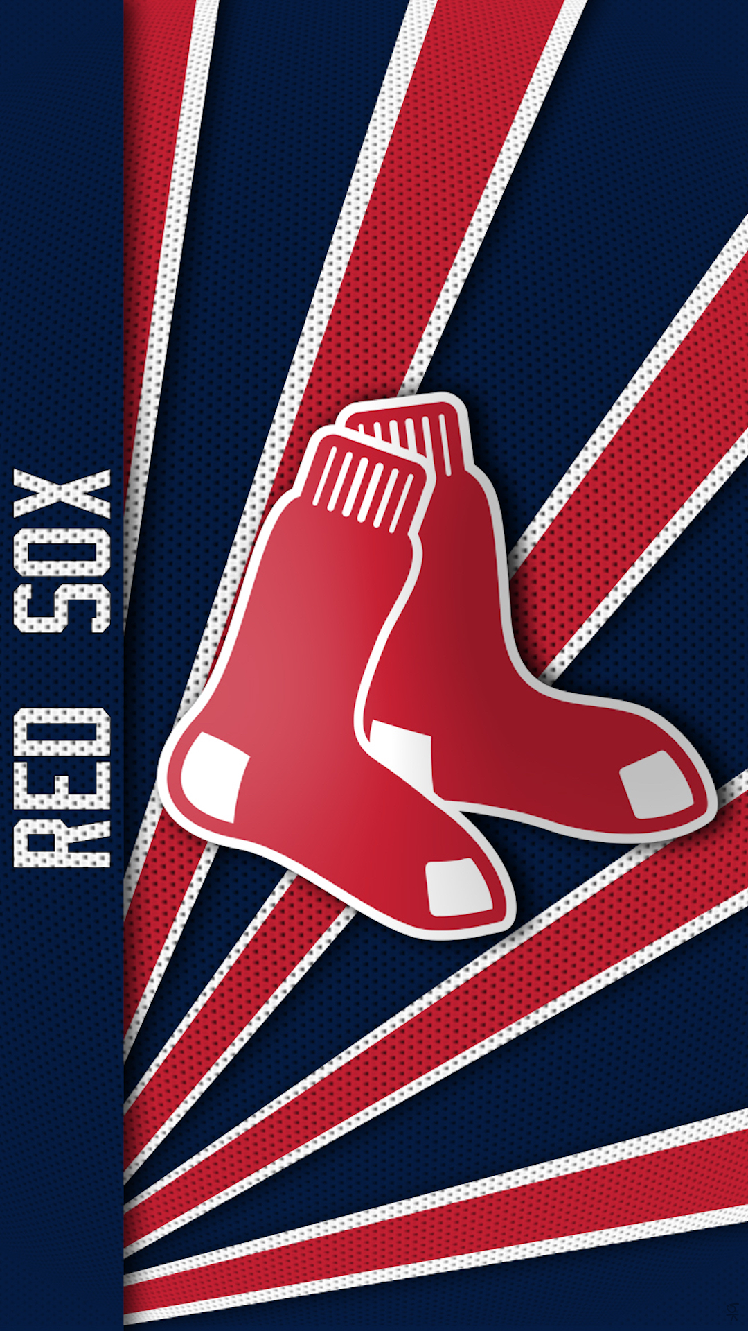 Boston Red Sox iPhone Wallpaper HD 1080x1920