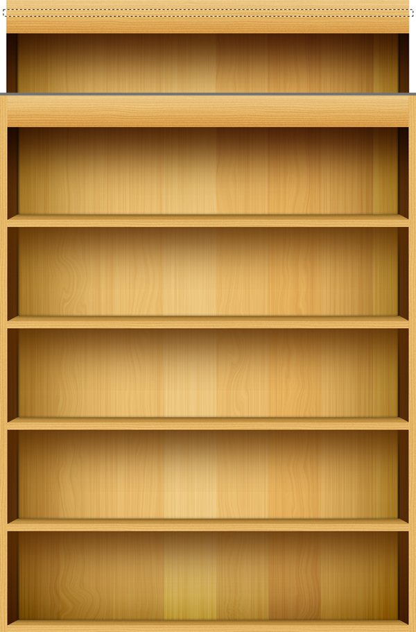iphone shelf wallpaper free