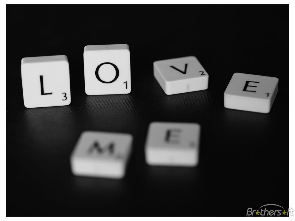 69+] Love Me Wallpaper on WallpaperSafari