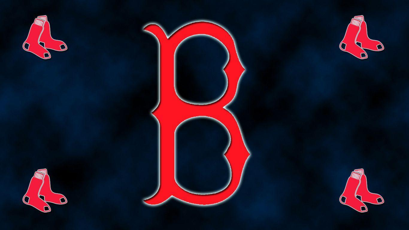 Red Sox Logo Wallpapers 1366x768
