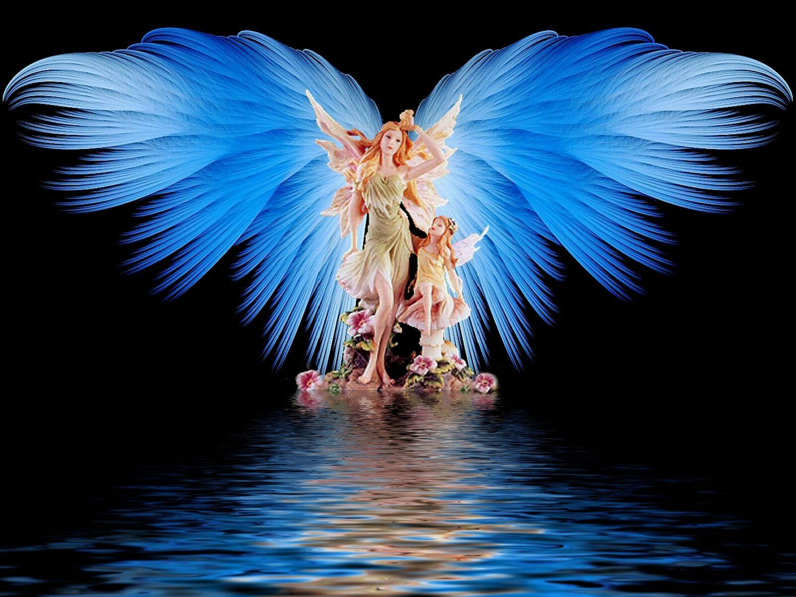 Miscellaneous Angel Wings desktop wallpaper nr 62475 by maf04 1600x1200