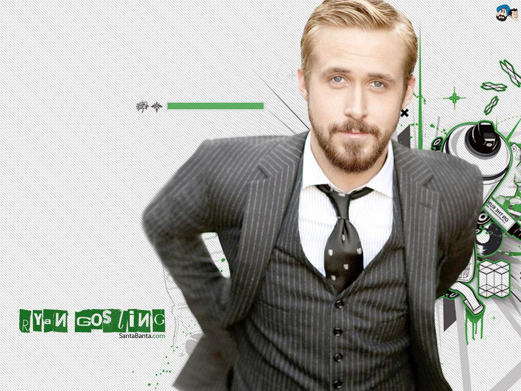 Ryan Gosling Wallpaper 1 1024x768