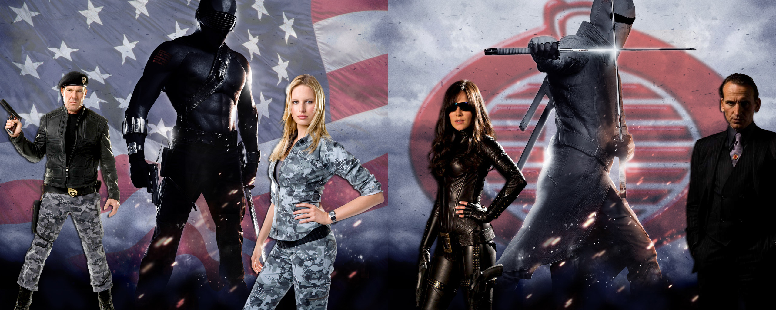GI Joe and Cobra Desktop and mobile wallpaper Wallippo 2560x1024