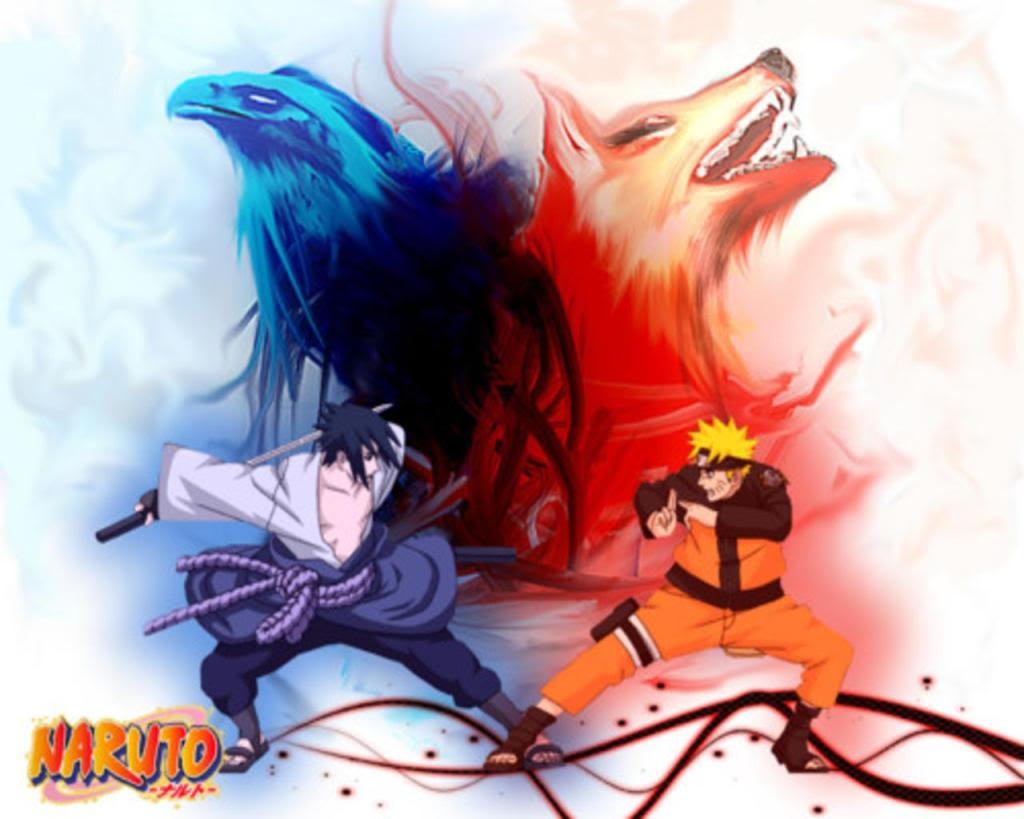 epic naruto wallpaper Page 6 1024x819