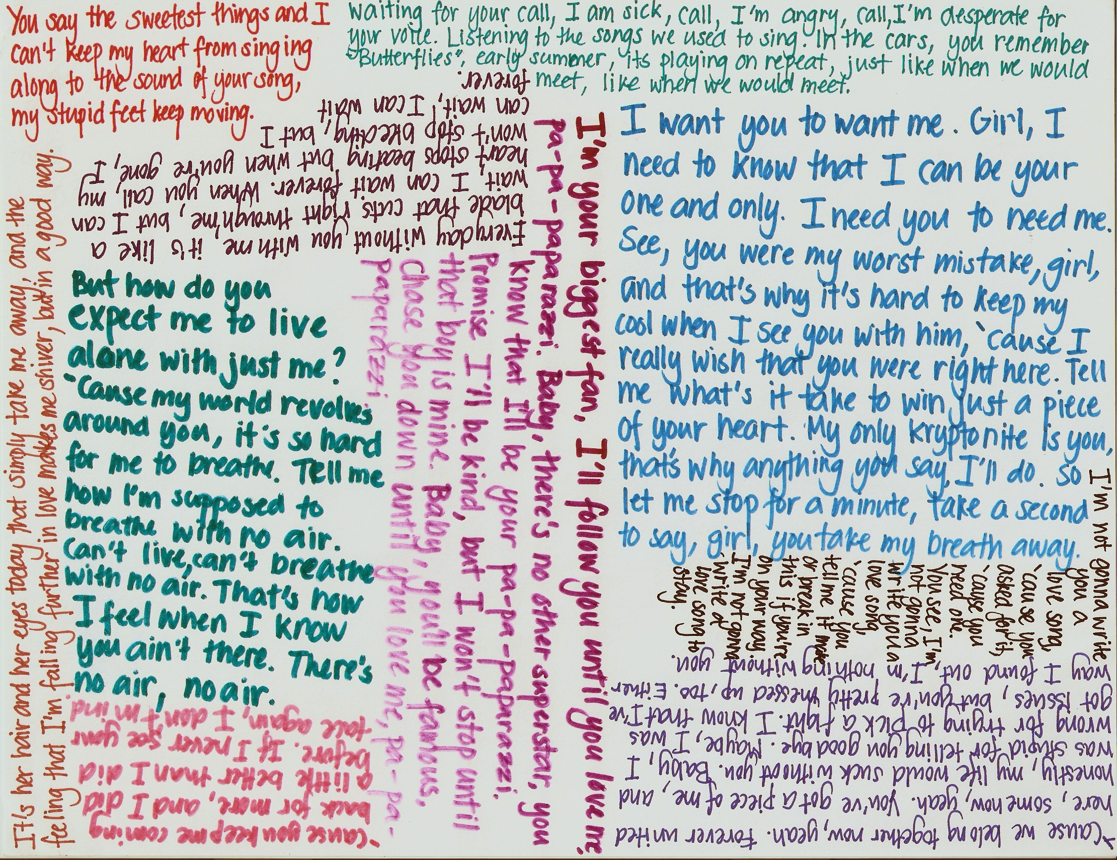 Love Songs Lyrics 17 Wallpaper   Hivewallpapercom 2206x1700