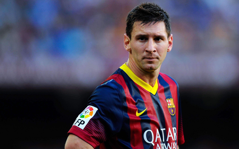 Lionel Messi Wallpaper Leo Lionel Messi Leo FC Barcelona player 2880x1800