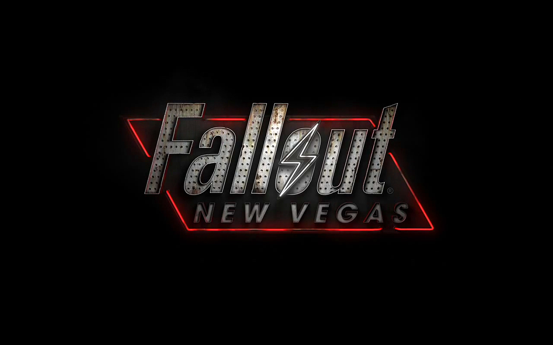 Fallout New Vegas Logo Fallout Wallpapers Res 1440x900 HD Video 1440x900